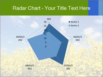 Ukrainian Field Landscape PowerPoint Template - Slide 51