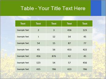 Ukrainian Field Landscape PowerPoint Templates - Slide 55