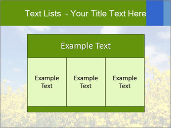 Ukrainian Field Landscape PowerPoint Template - Slide 59