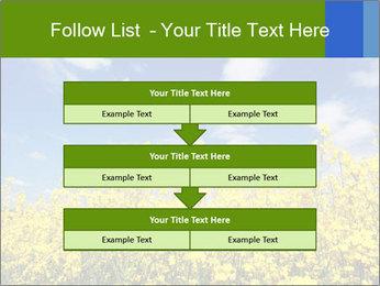 Ukrainian Field Landscape PowerPoint Template - Slide 60