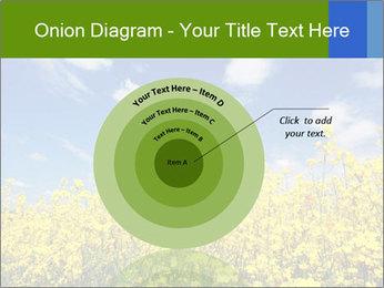 Ukrainian Field Landscape PowerPoint Templates - Slide 61