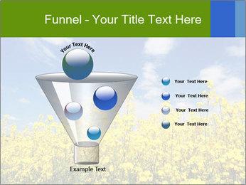 Ukrainian Field Landscape PowerPoint Template - Slide 63