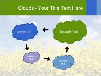 Ukrainian Field Landscape PowerPoint Template - Slide 72