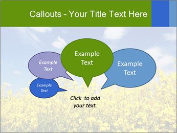 Ukrainian Field Landscape PowerPoint Template - Slide 73