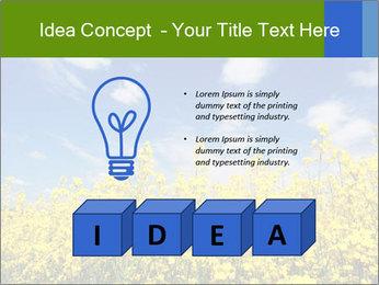 Ukrainian Field Landscape PowerPoint Template - Slide 80
