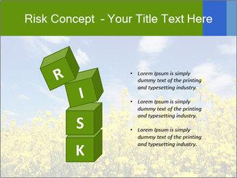 Ukrainian Field Landscape PowerPoint Template - Slide 81