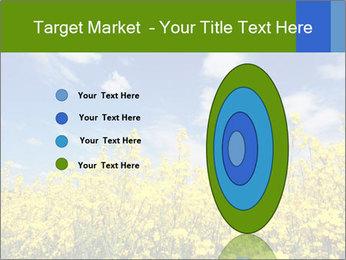 Ukrainian Field Landscape PowerPoint Template - Slide 84