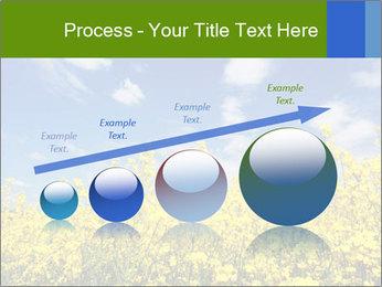Ukrainian Field Landscape PowerPoint Template - Slide 87