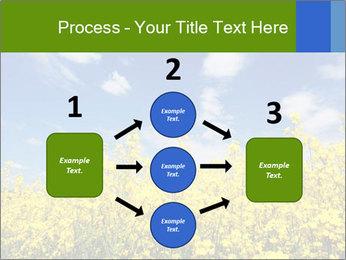 Ukrainian Field Landscape PowerPoint Template - Slide 92