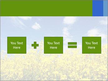 Ukrainian Field Landscape PowerPoint Template - Slide 95