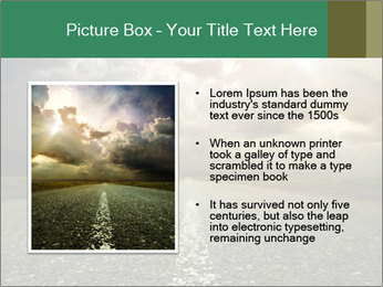 Sky on the Horizon PowerPoint Templates - Slide 13