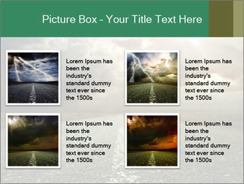 Sky on the Horizon PowerPoint Templates - Slide 14