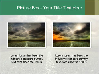 Sky on the Horizon PowerPoint Templates - Slide 18