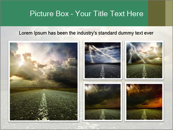 Sky on the Horizon PowerPoint Templates - Slide 19