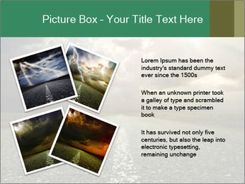 Sky on the Horizon PowerPoint Templates - Slide 23