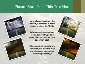 Sky on the Horizon PowerPoint Templates - Slide 24