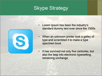 Sky on the Horizon PowerPoint Templates - Slide 8