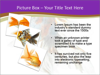 Beautiful Fish in Aquarium PowerPoint Template - Slide 17