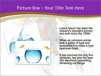 Beautiful Fish in Aquarium PowerPoint Template - Slide 20