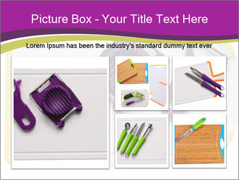 Kitchen Utensils for Cooking PowerPoint Templates - Slide 19