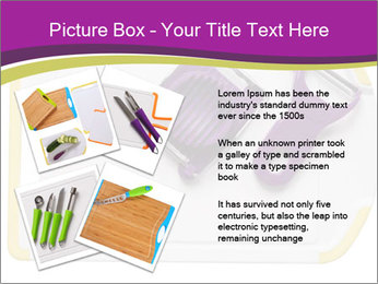 Kitchen Utensils for Cooking PowerPoint Templates - Slide 23