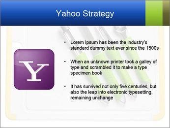Green Kitchen Utensils PowerPoint Templates - Slide 11