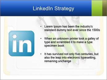 Green Kitchen Utensils PowerPoint Templates - Slide 12