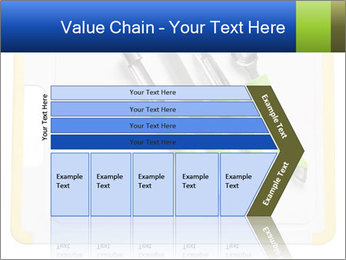 Green Kitchen Utensils PowerPoint Template - Slide 27