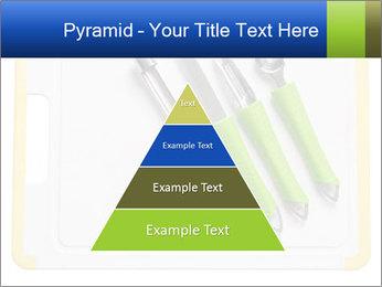 Green Kitchen Utensils PowerPoint Template - Slide 30