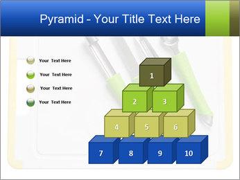 Green Kitchen Utensils PowerPoint Template - Slide 31