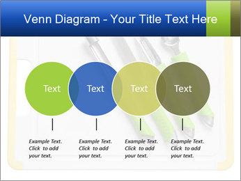 Green Kitchen Utensils PowerPoint Templates - Slide 32