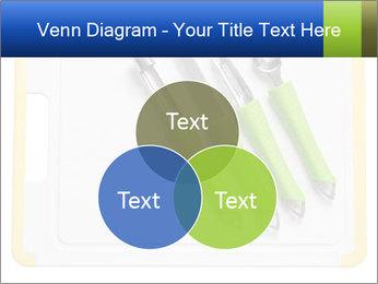 Green Kitchen Utensils PowerPoint Templates - Slide 33