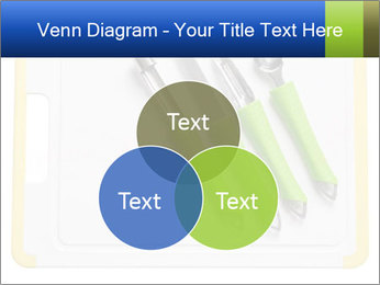 Green Kitchen Utensils PowerPoint Template - Slide 33