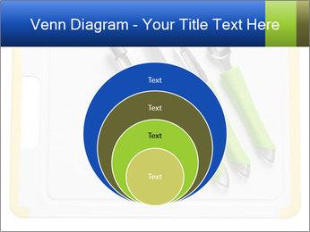 Green Kitchen Utensils PowerPoint Templates - Slide 34