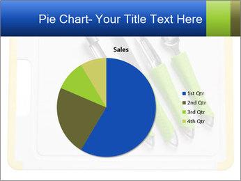 Green Kitchen Utensils PowerPoint Templates - Slide 36
