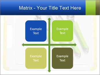 Green Kitchen Utensils PowerPoint Templates - Slide 37