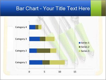 Green Kitchen Utensils PowerPoint Template - Slide 52