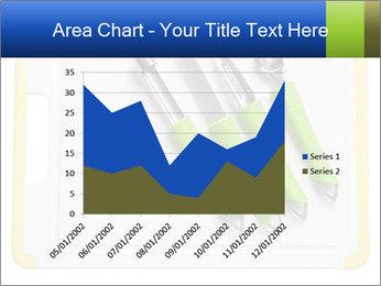 Green Kitchen Utensils PowerPoint Template - Slide 53