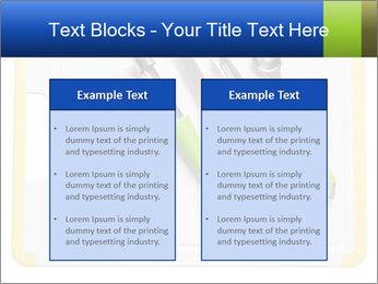Green Kitchen Utensils PowerPoint Templates - Slide 57