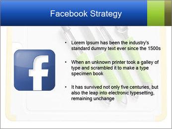Green Kitchen Utensils PowerPoint Templates - Slide 6