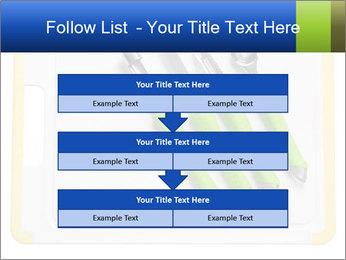 Green Kitchen Utensils PowerPoint Templates - Slide 60