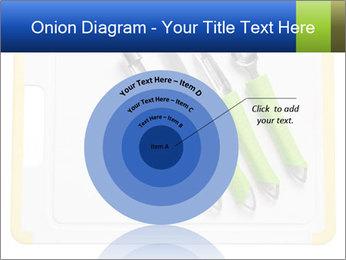 Green Kitchen Utensils PowerPoint Template - Slide 61