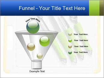 Green Kitchen Utensils PowerPoint Templates - Slide 63