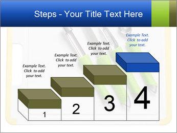 Green Kitchen Utensils PowerPoint Template - Slide 64