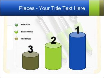 Green Kitchen Utensils PowerPoint Template - Slide 65