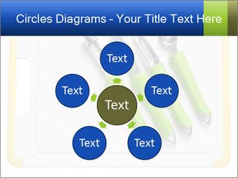 Green Kitchen Utensils PowerPoint Templates - Slide 78