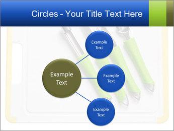 Green Kitchen Utensils PowerPoint Templates - Slide 79