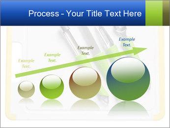 Green Kitchen Utensils PowerPoint Templates - Slide 87