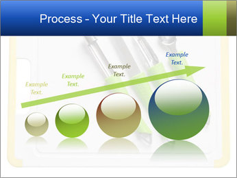 Green Kitchen Utensils PowerPoint Template - Slide 87