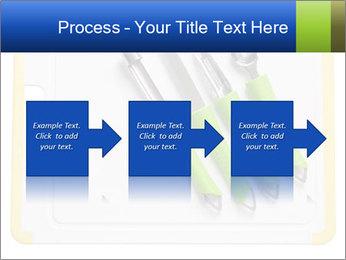 Green Kitchen Utensils PowerPoint Template - Slide 88